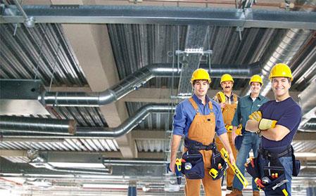 AC DUCTING | AC Maintenance Dubai | AC Installation & maintenance Dubai