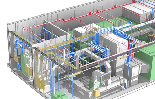hvac-commercial-engineering-projects