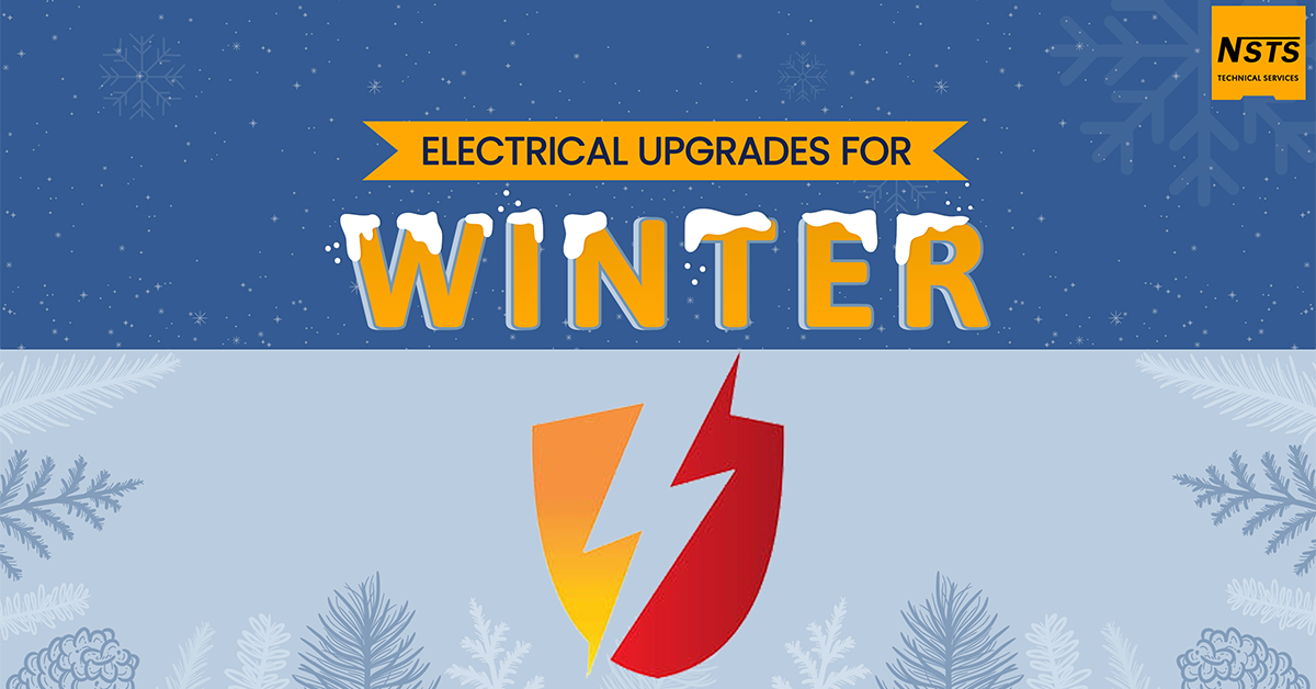 Must need electrical upgrades during winter